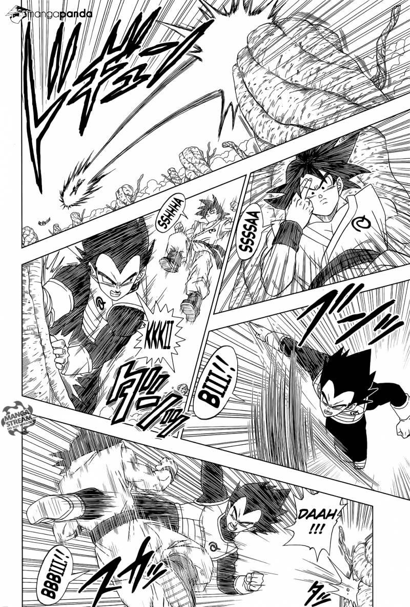 Dragon Ball Super Chapter 5  Online Free Manga Read Image 7