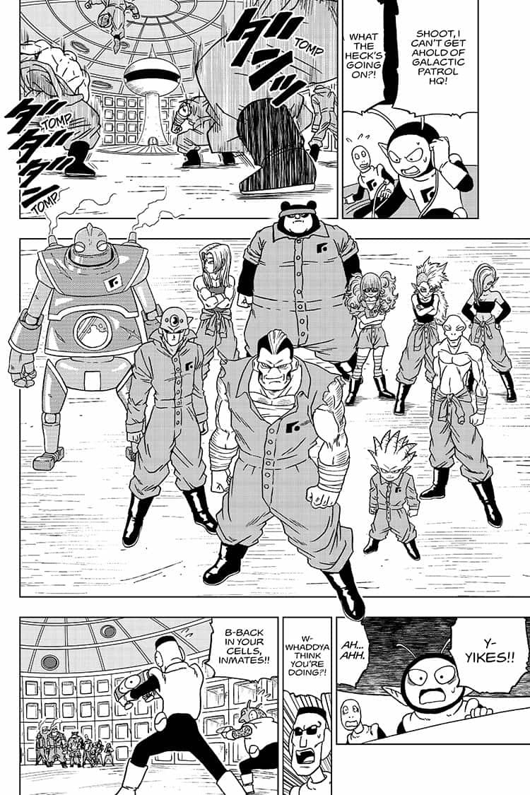 Dragon Ball Super Chapter 50  Online Free Manga Read Image 10