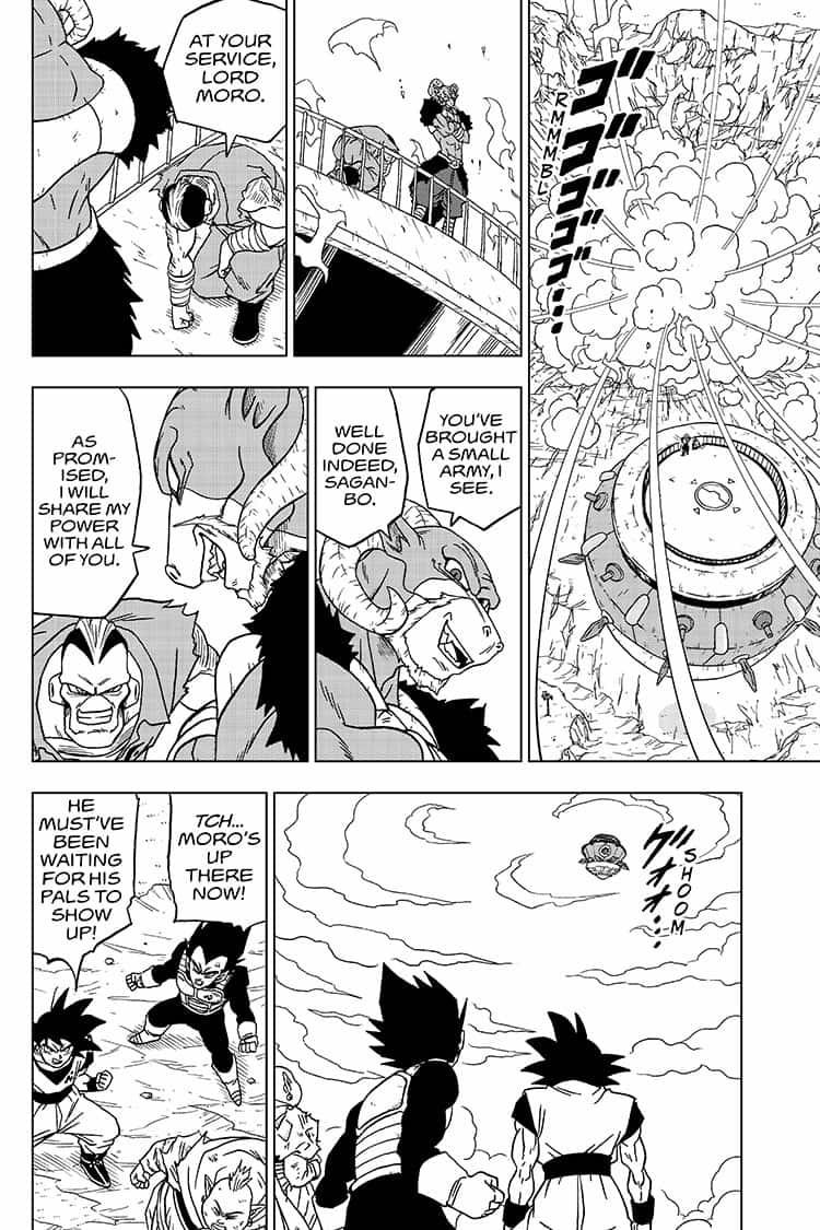 Dragon Ball Super Chapter 50  Online Free Manga Read Image 18