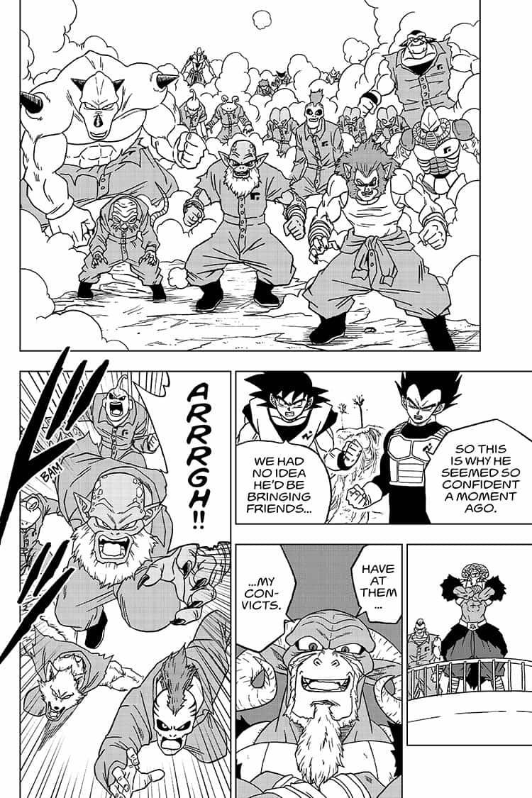 Dragon Ball Super Chapter 50  Online Free Manga Read Image 20