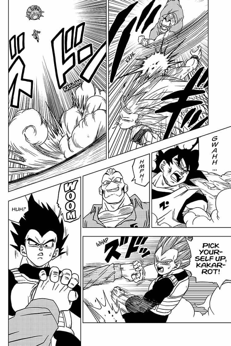 Dragon Ball Super Chapter 50  Online Free Manga Read Image 28