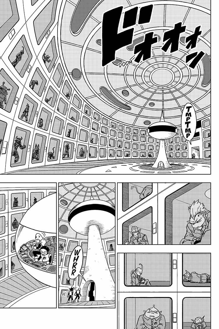 Dragon Ball Super Chapter 50  Online Free Manga Read Image 3