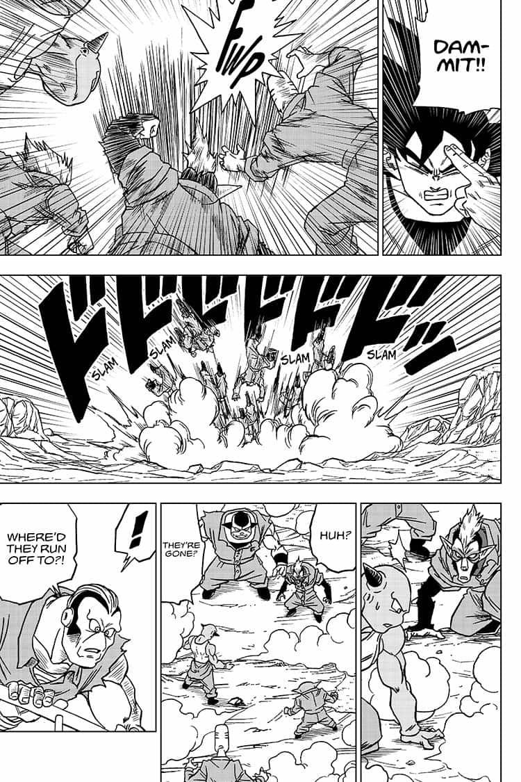 Dragon Ball Super Chapter 50  Online Free Manga Read Image 41