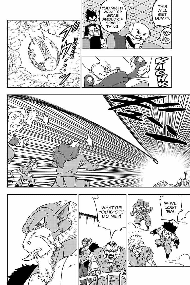 Dragon Ball Super Chapter 50  Online Free Manga Read Image 44