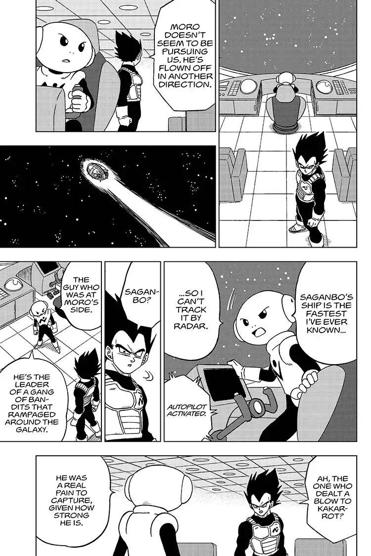 Dragon Ball Super Chapter 51  Online Free Manga Read Image 11