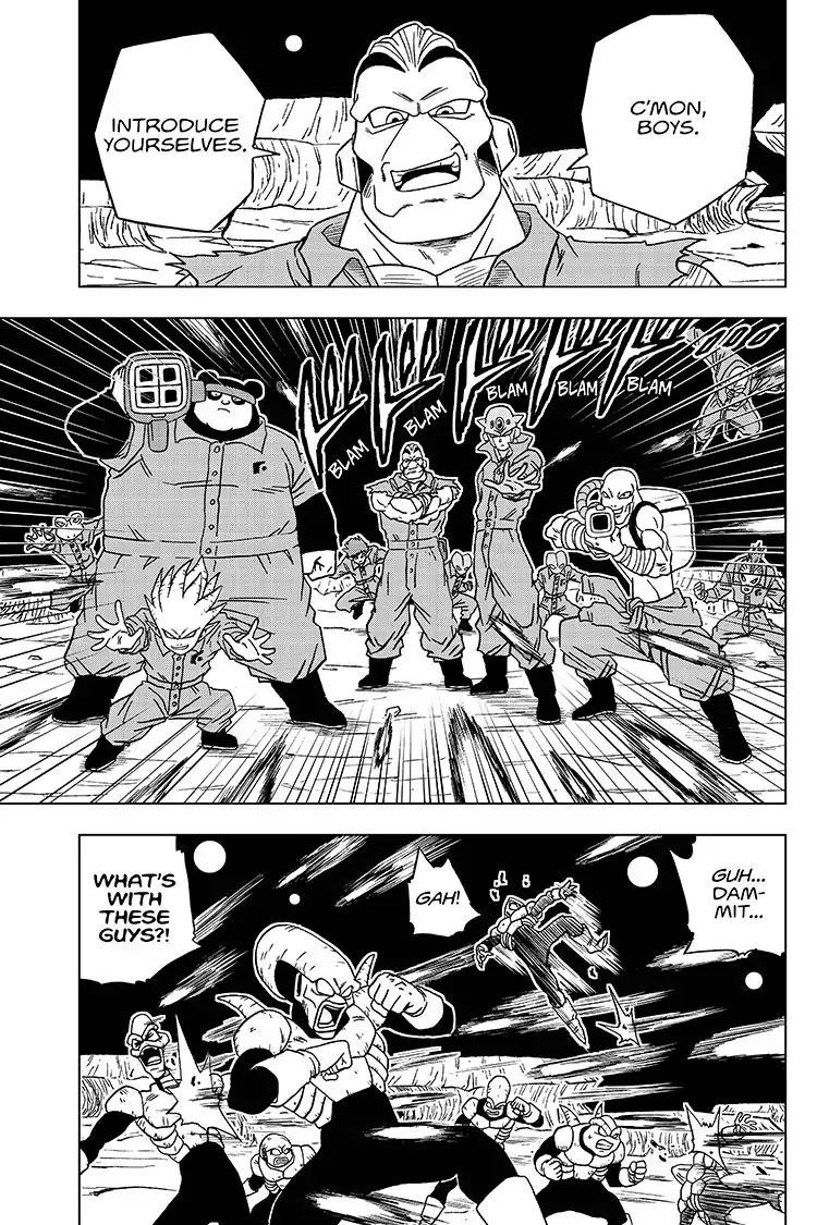Dragon Ball Super Chapter 51  Online Free Manga Read Image 15