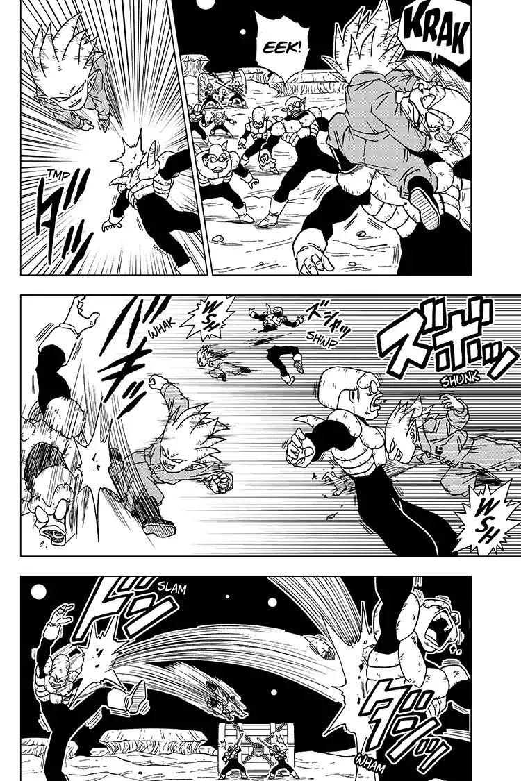 Dragon Ball Super Chapter 51  Online Free Manga Read Image 18