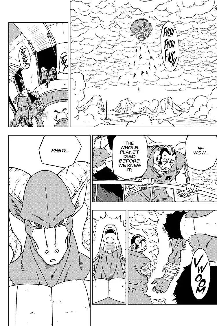 Dragon Ball Super Chapter 51  Online Free Manga Read Image 2