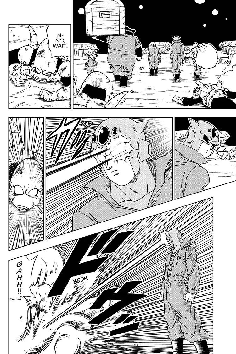Dragon Ball Super Chapter 51  Online Free Manga Read Image 20