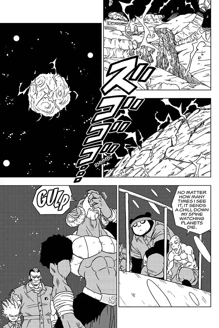 Dragon Ball Super Chapter 51  Online Free Manga Read Image 23