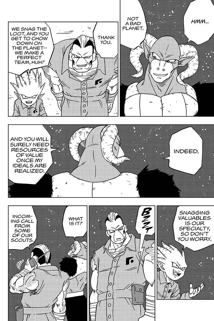 Dragon Ball Super Chapter 51  Online Free Manga Read Image 24