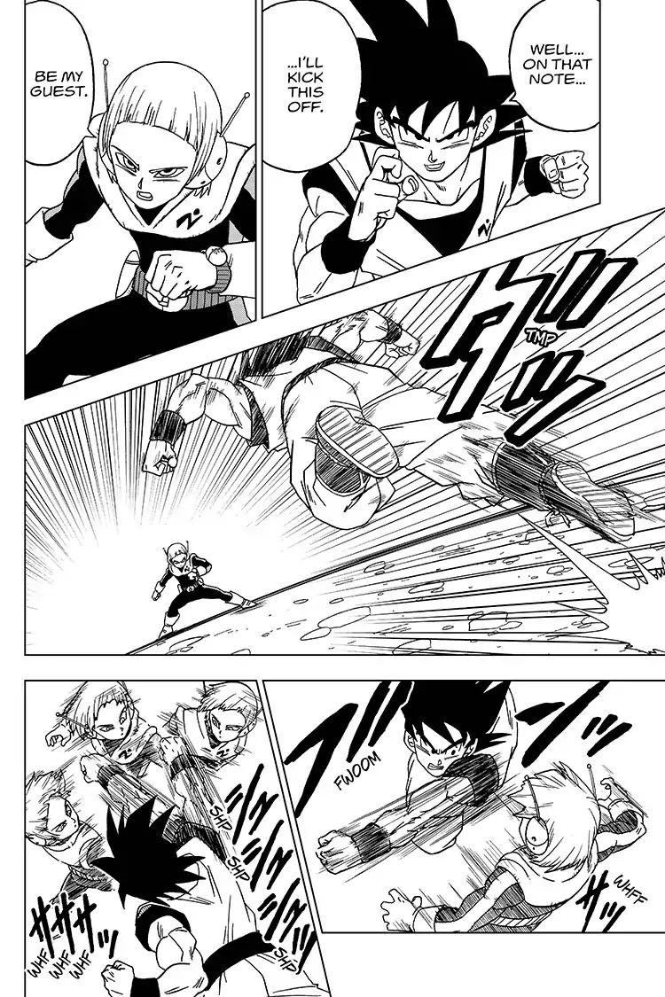 Dragon Ball Super Chapter 51  Online Free Manga Read Image 32