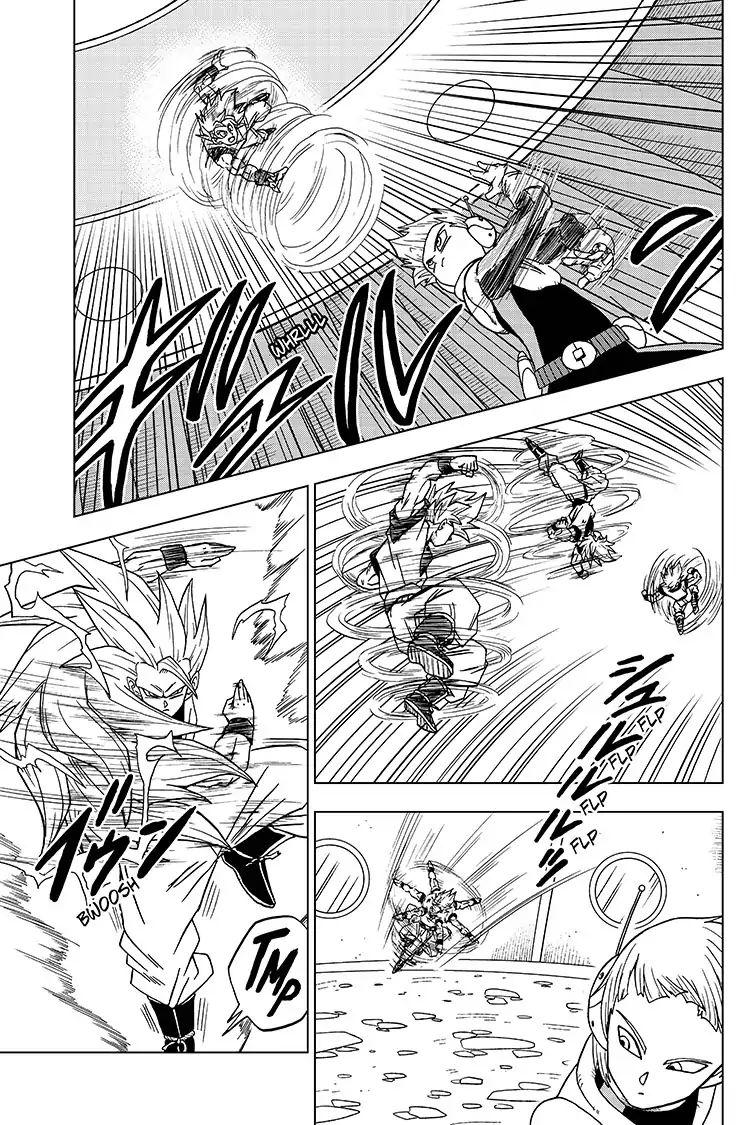 Dragon Ball Super Chapter 51  Online Free Manga Read Image 35