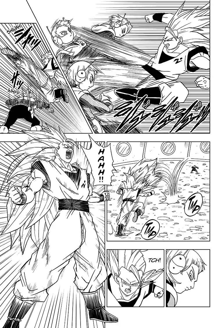 Dragon Ball Super Chapter 51  Online Free Manga Read Image 37