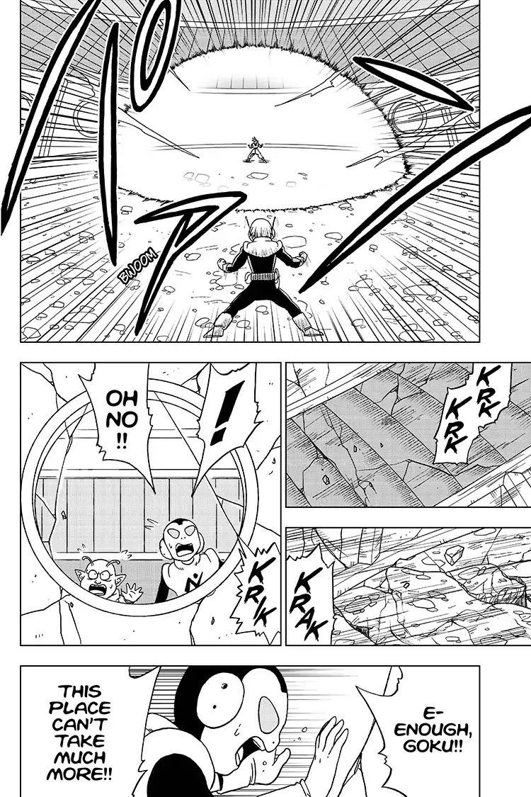 Dragon Ball Super Chapter 51  Online Free Manga Read Image 38