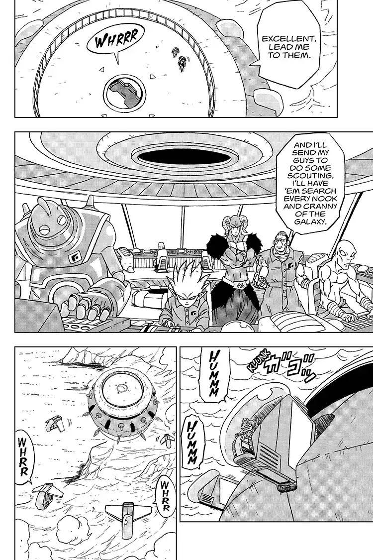 Dragon Ball Super Chapter 51  Online Free Manga Read Image 4
