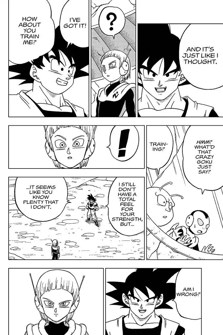 Dragon Ball Super Chapter 51  Online Free Manga Read Image 40