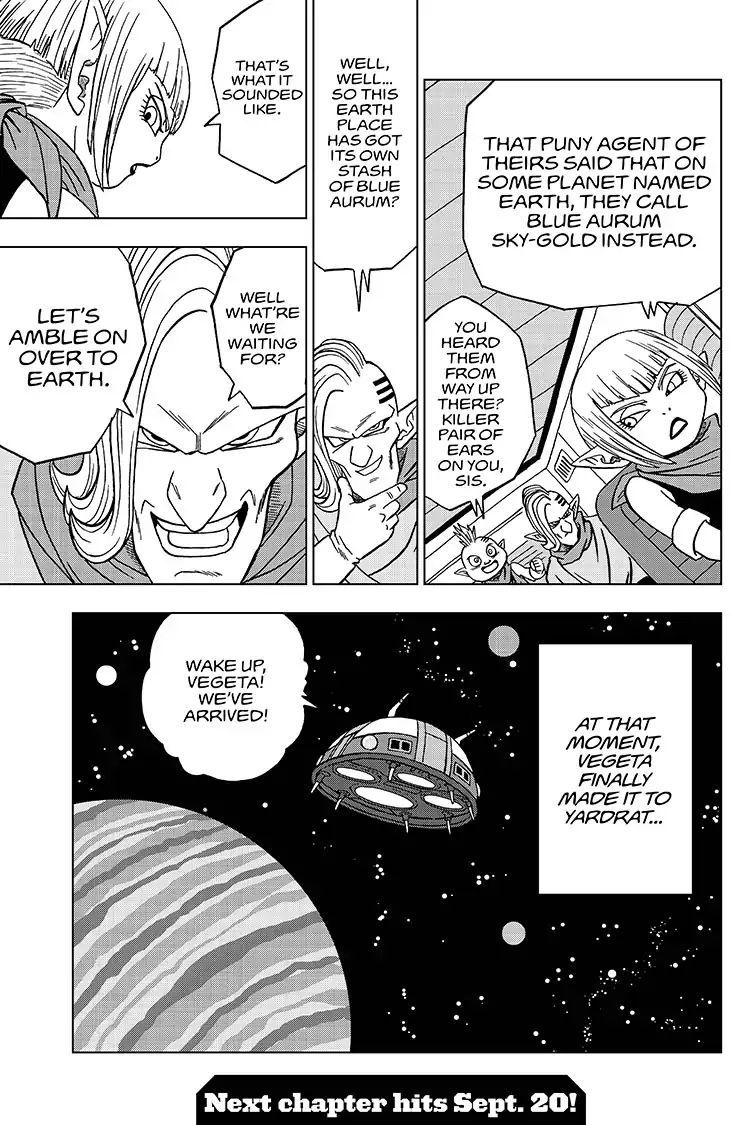Dragon Ball Super Chapter 51  Online Free Manga Read Image 45