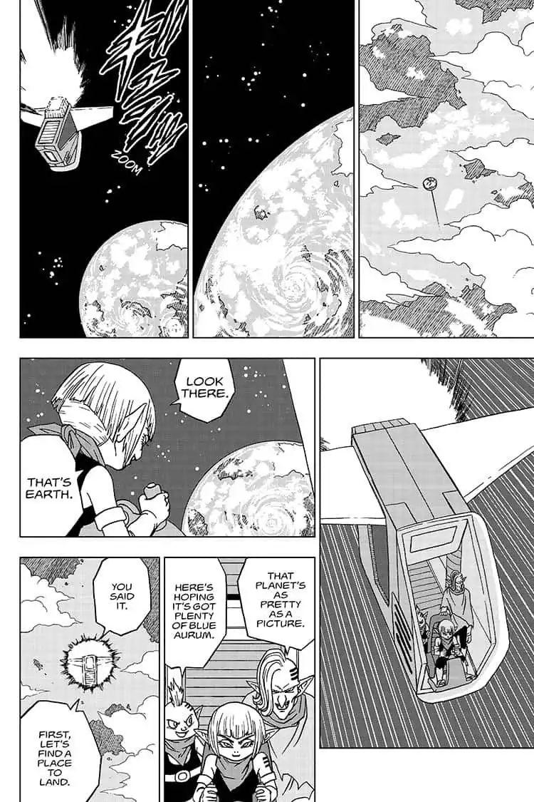 Dragon Ball Super Chapter 52  Online Free Manga Read Image 12