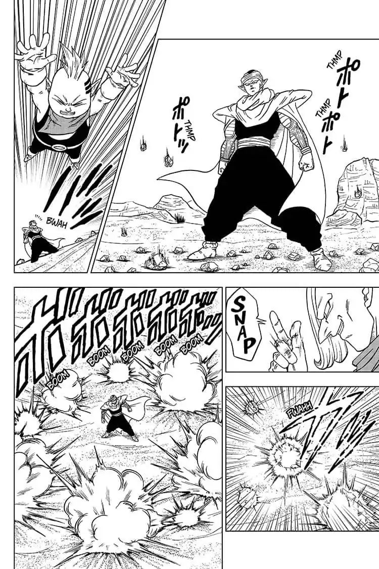 Dragon Ball Super Chapter 52  Online Free Manga Read Image 22