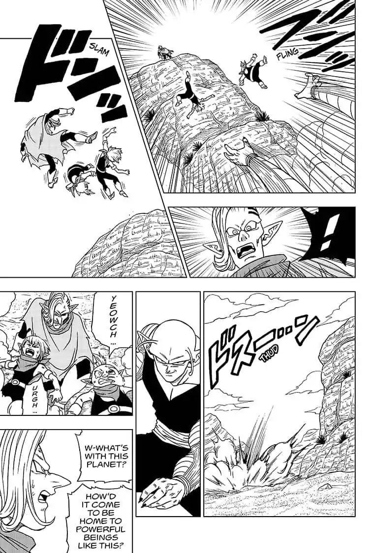 Dragon Ball Super Chapter 52  Online Free Manga Read Image 27