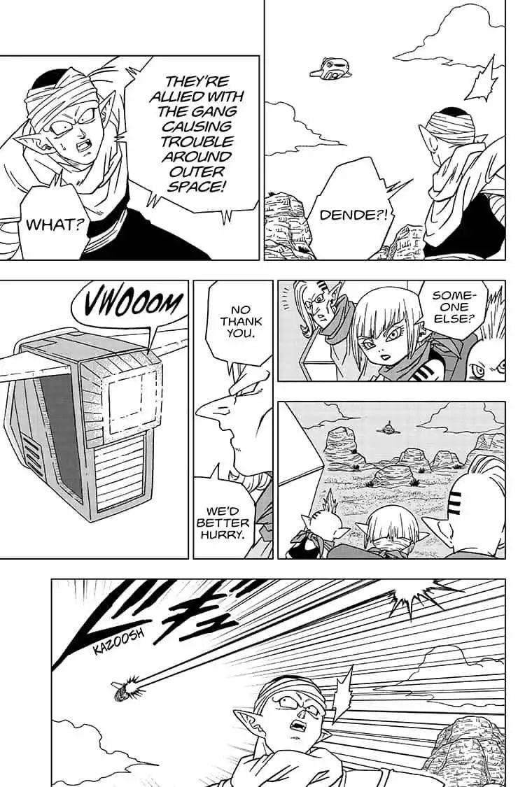 Dragon Ball Super Chapter 52  Online Free Manga Read Image 33