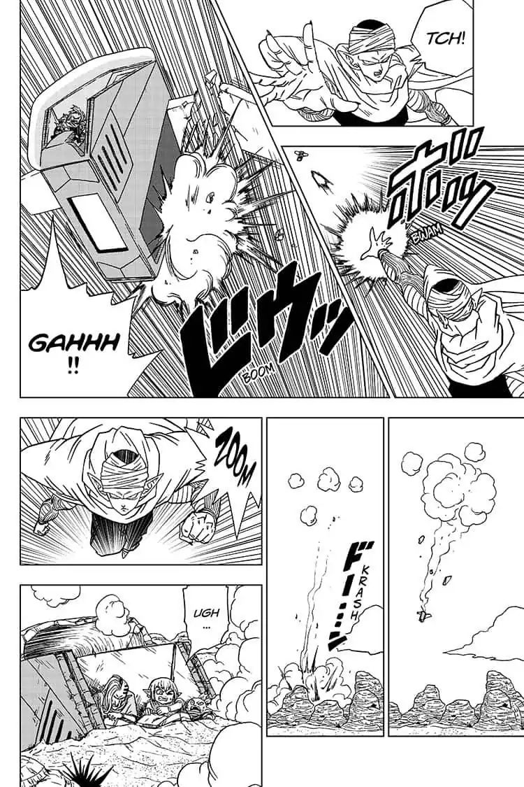 Dragon Ball Super Chapter 52  Online Free Manga Read Image 34
