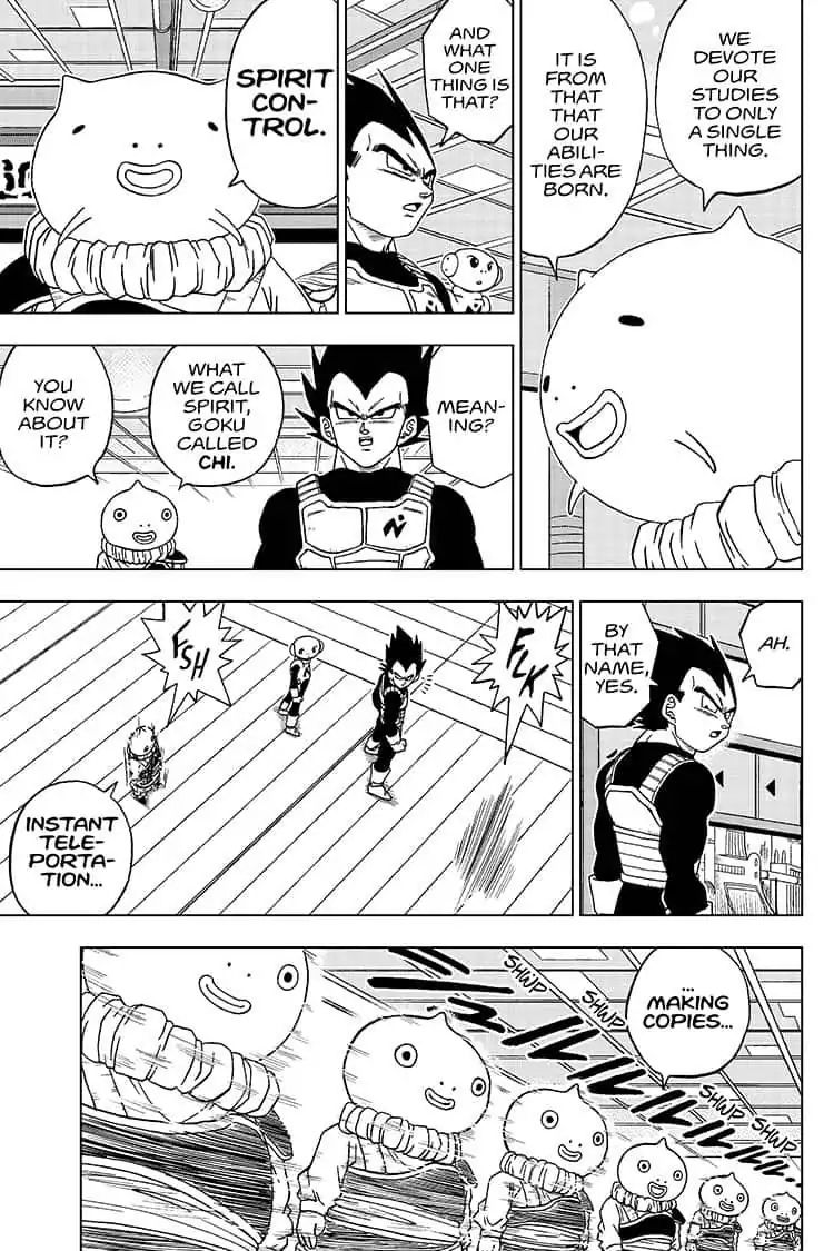 Dragon Ball Super Chapter 52  Online Free Manga Read Image 7