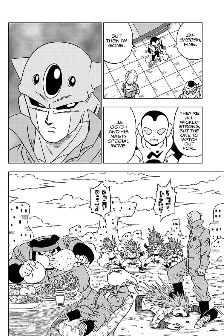 Dragon Ball Super Chapter 53  Online Free Manga Read Image 10