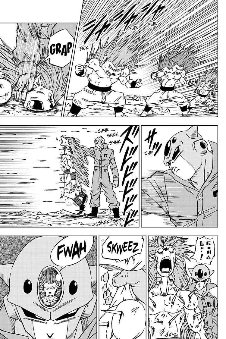 Dragon Ball Super Chapter 53  Online Free Manga Read Image 11