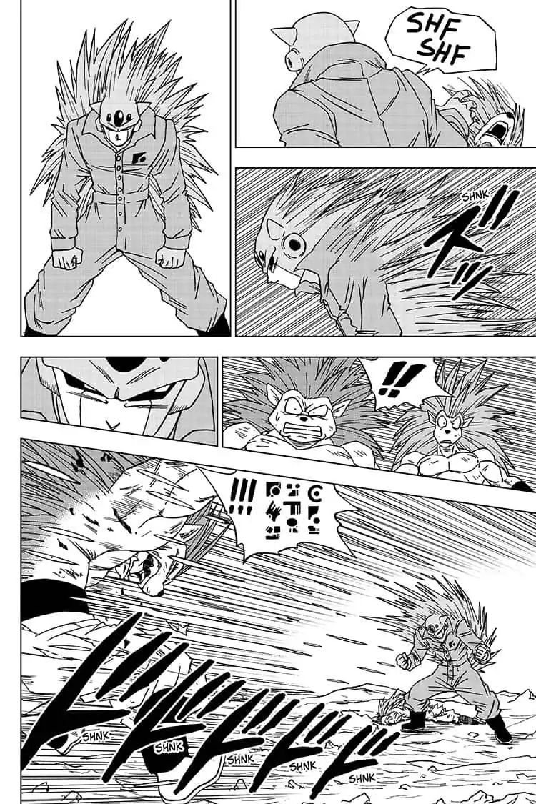 Dragon Ball Super Chapter 53  Online Free Manga Read Image 12