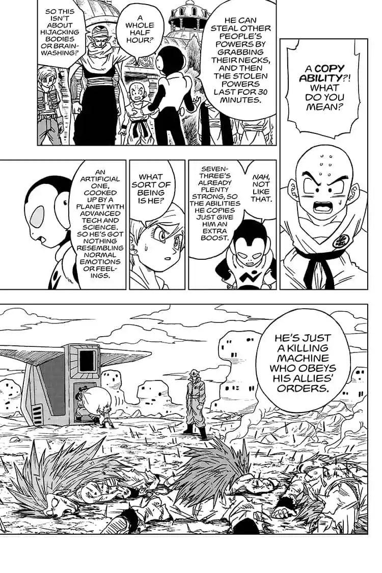 Dragon Ball Super Chapter 53  Online Free Manga Read Image 13