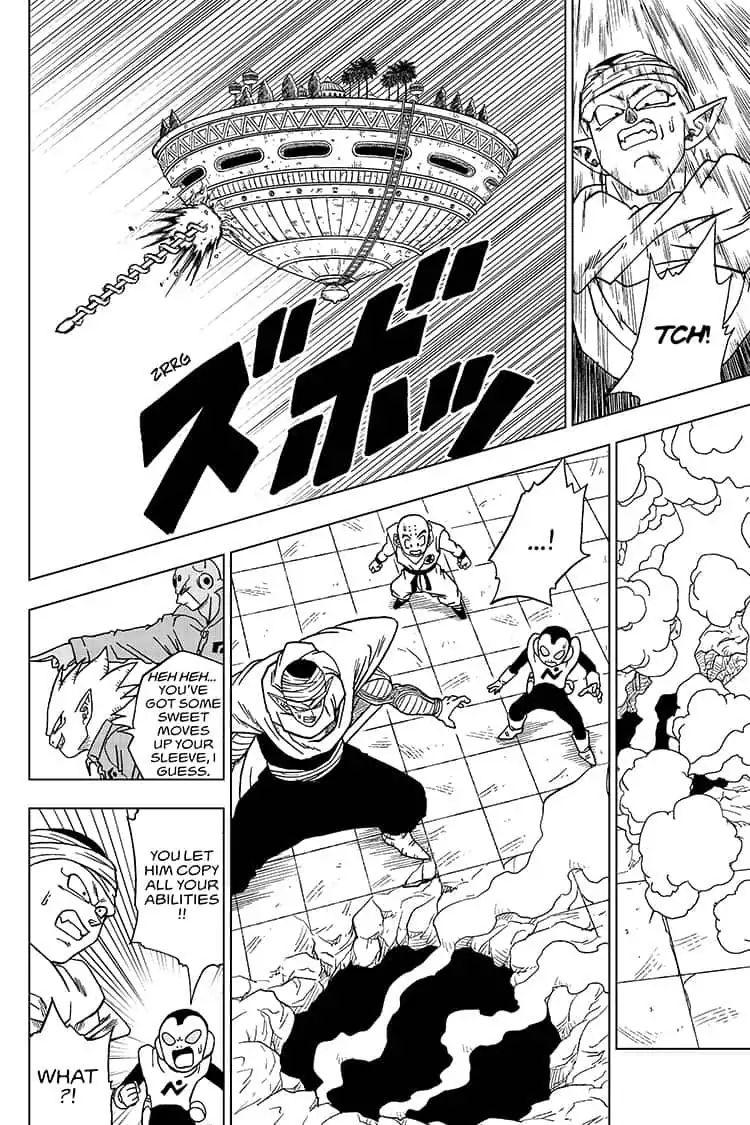Dragon Ball Super Chapter 53  Online Free Manga Read Image 22