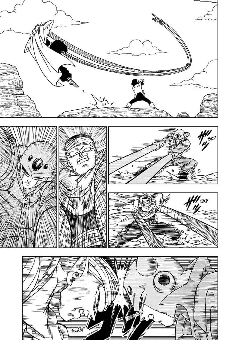 Dragon Ball Super Chapter 53  Online Free Manga Read Image 29