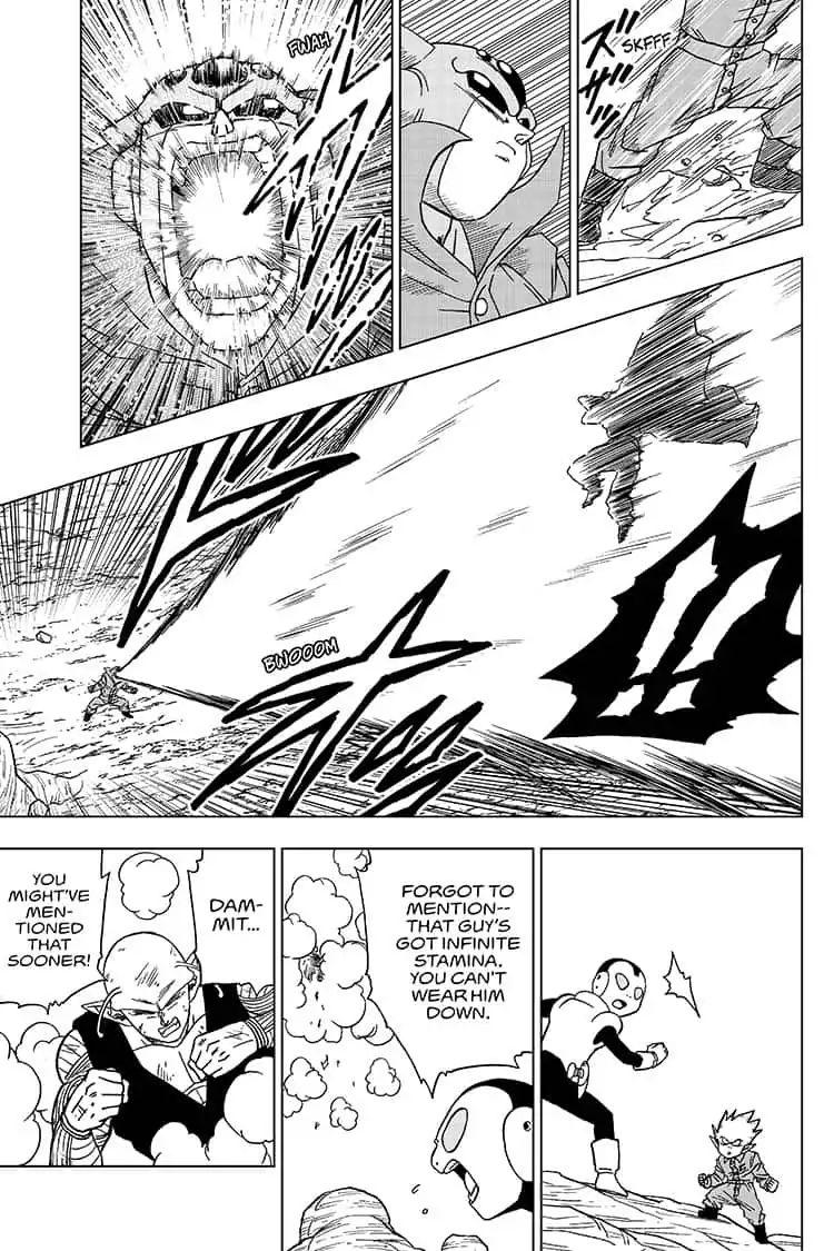 Dragon Ball Super Chapter 53  Online Free Manga Read Image 33