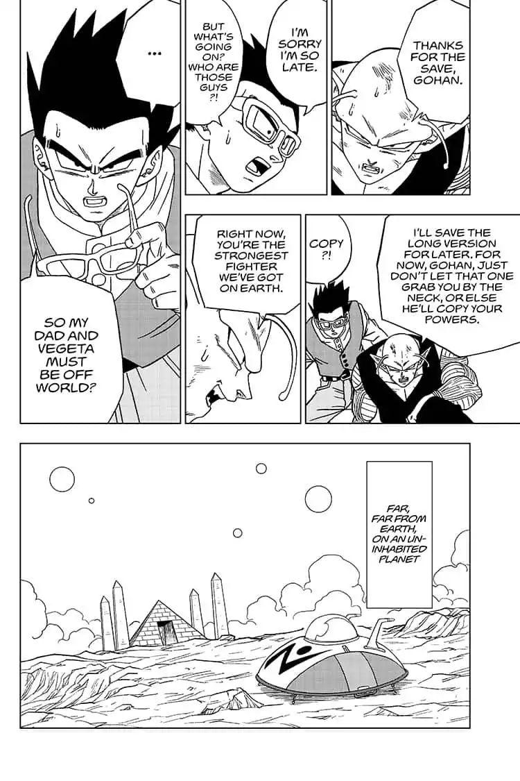 Dragon Ball Super Chapter 53  Online Free Manga Read Image 42