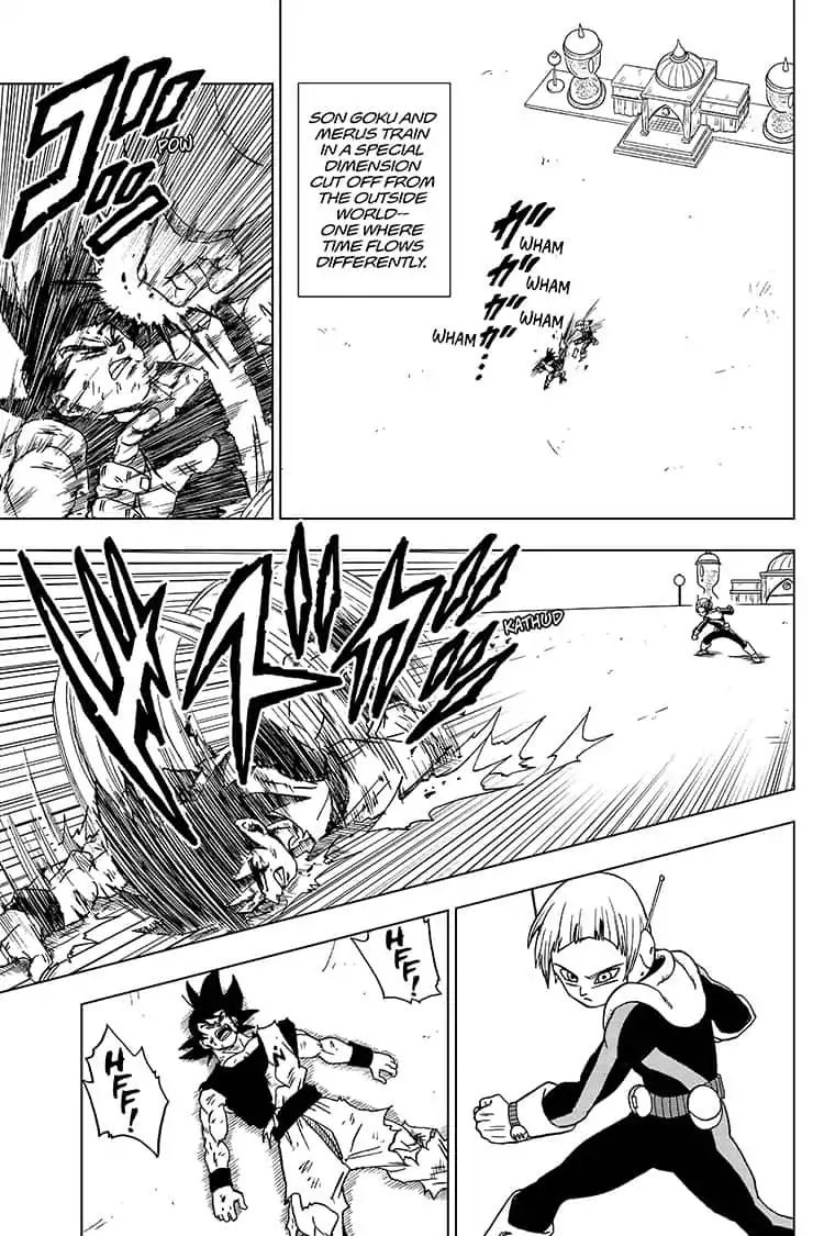 Dragon Ball Super Chapter 53  Online Free Manga Read Image 43