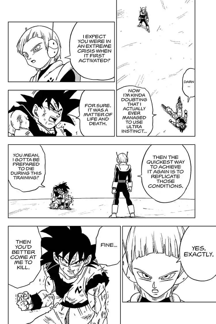 Dragon Ball Super Chapter 53  Online Free Manga Read Image 44