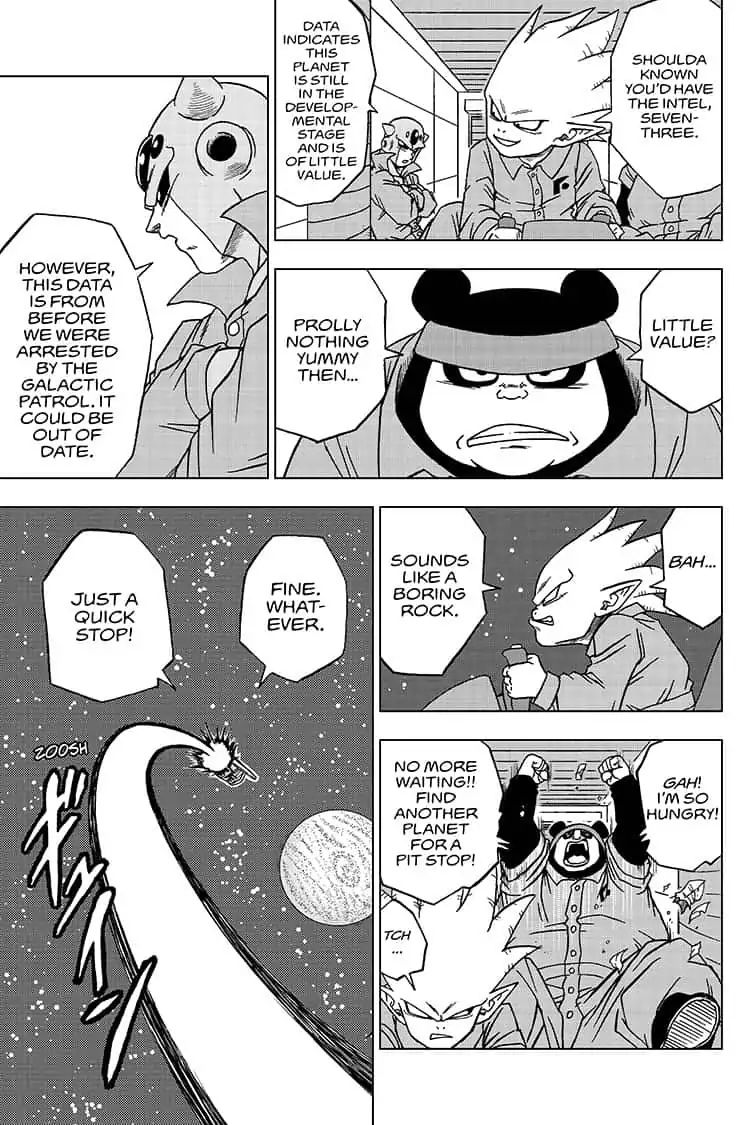Dragon Ball Super Chapter 53  Online Free Manga Read Image 7