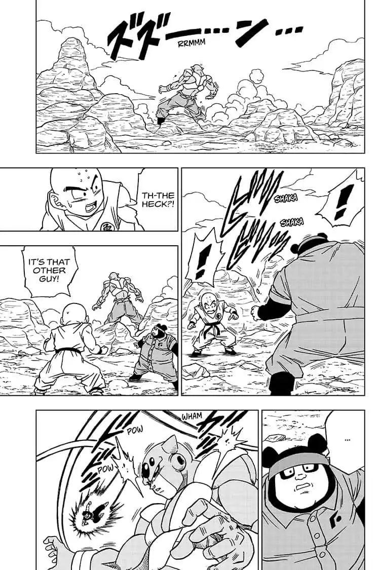 Dragon Ball Super Chapter 54  Online Free Manga Read Image 11