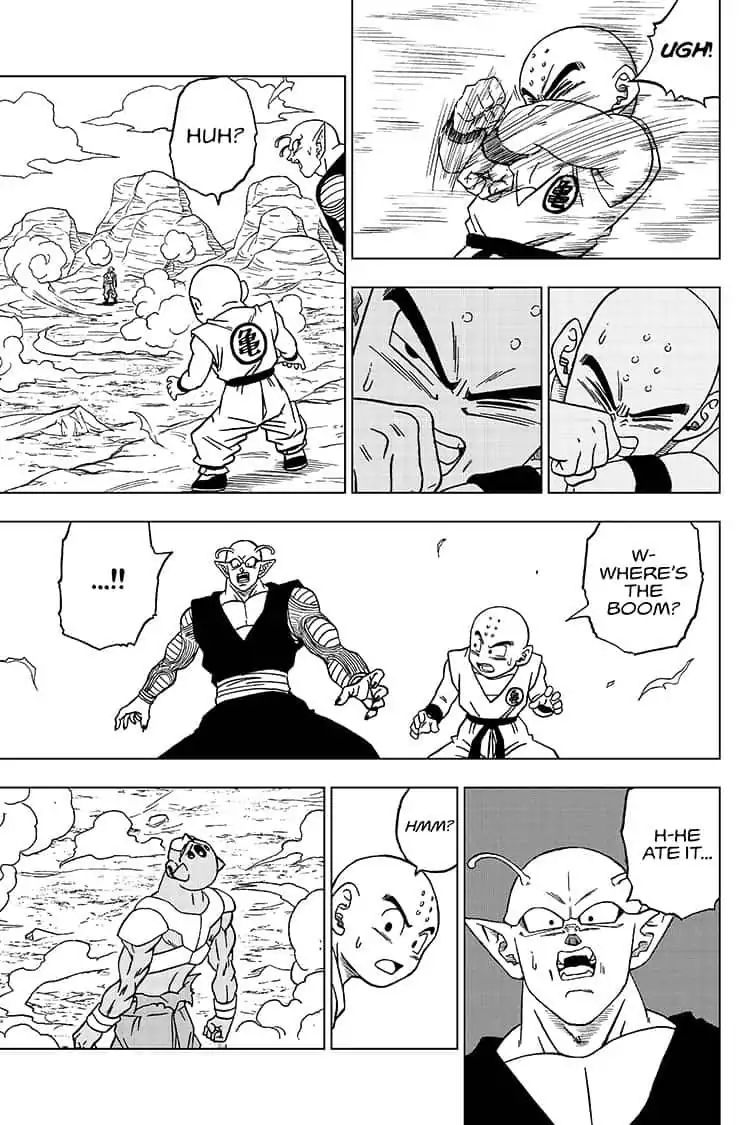 Dragon Ball Super Chapter 54  Online Free Manga Read Image 23
