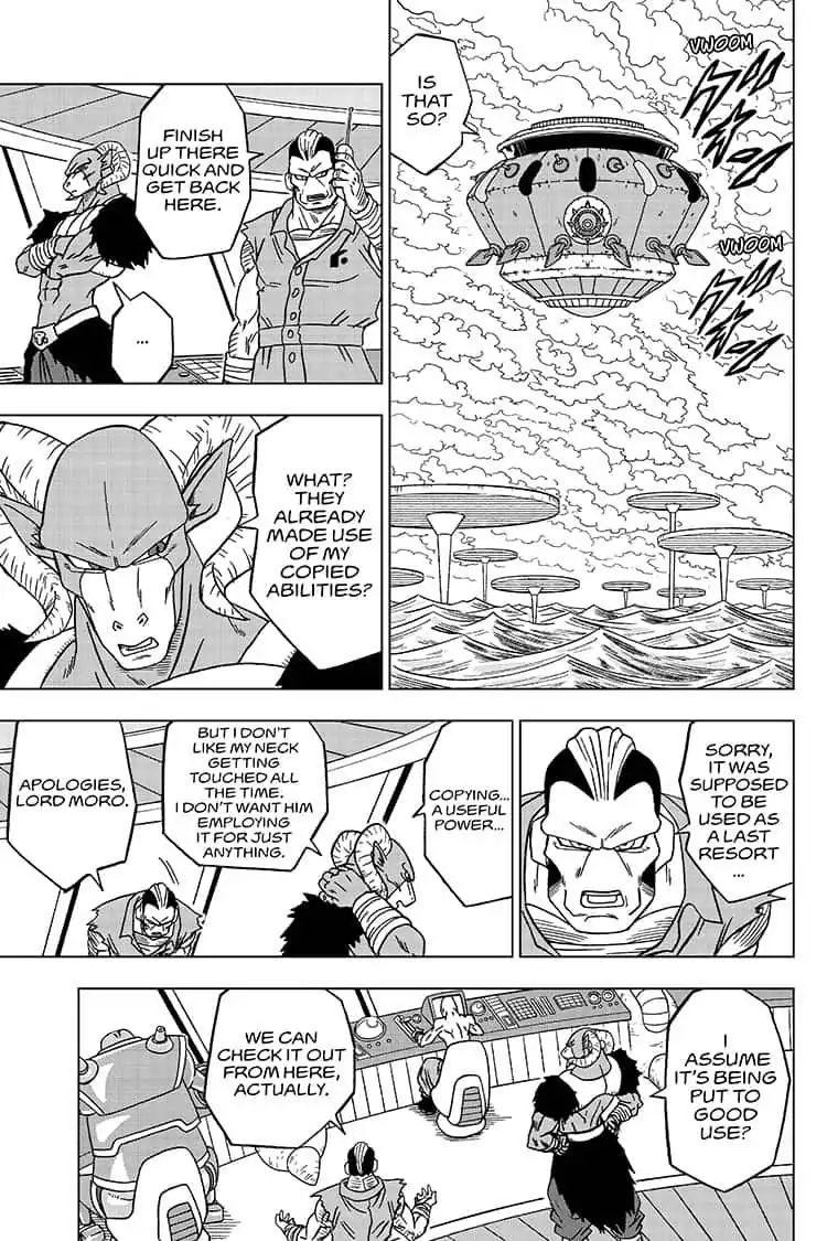 Dragon Ball Super Chapter 54  Online Free Manga Read Image 27