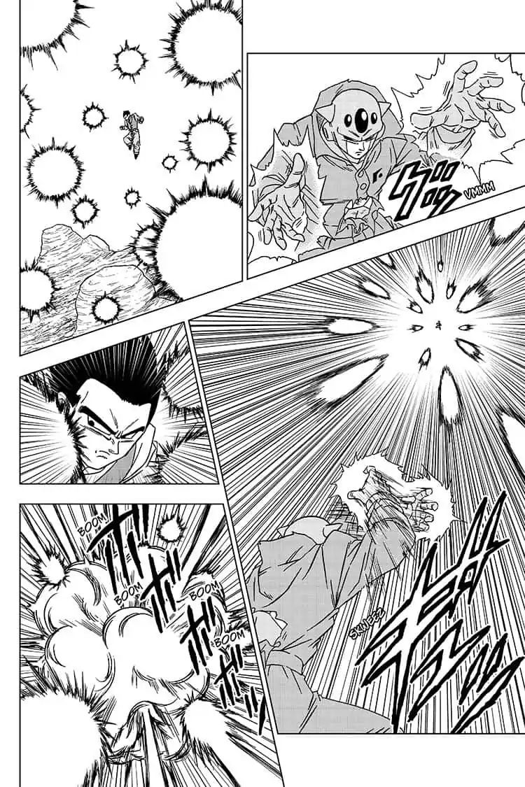 Dragon Ball Super Chapter 54  Online Free Manga Read Image 4