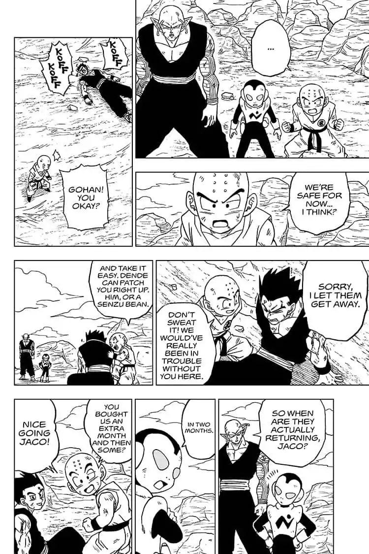 Dragon Ball Super Chapter 54  Online Free Manga Read Image 40