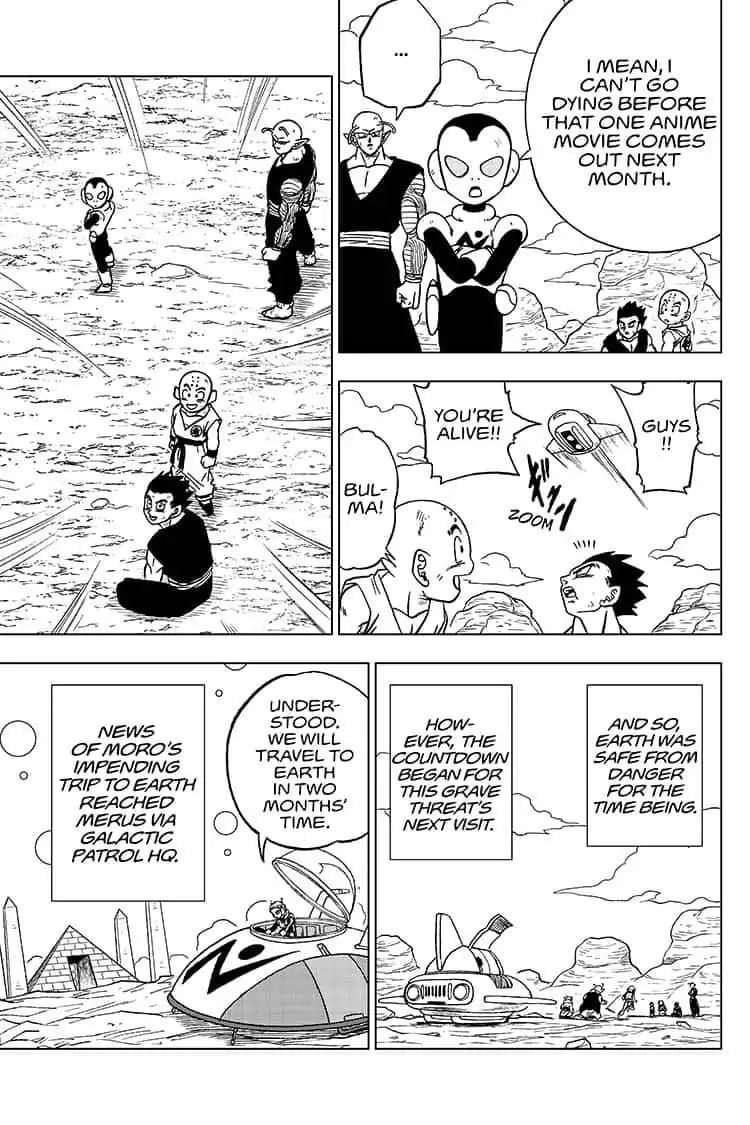 Dragon Ball Super Chapter 54  Online Free Manga Read Image 41