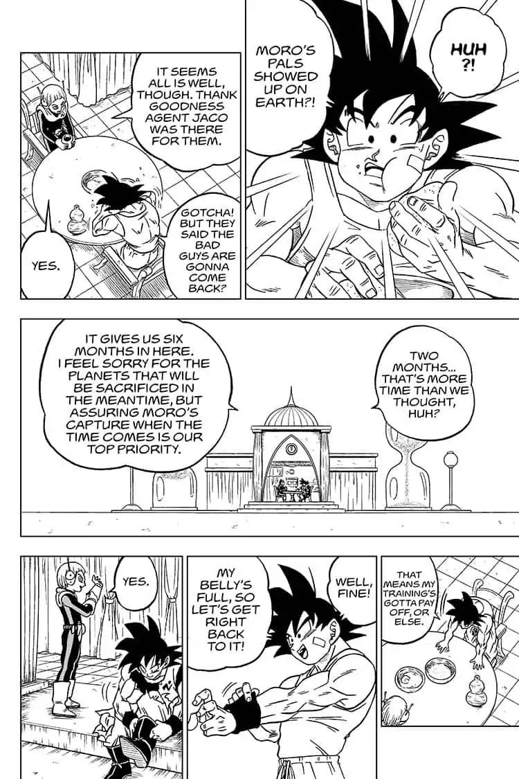Dragon Ball Super Chapter 54  Online Free Manga Read Image 42