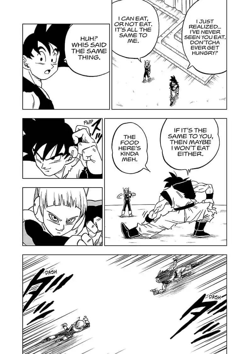 Dragon Ball Super Chapter 54  Online Free Manga Read Image 43