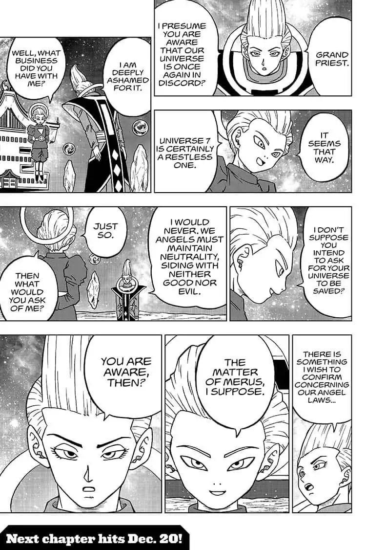 Dragon Ball Super Chapter 54  Online Free Manga Read Image 45