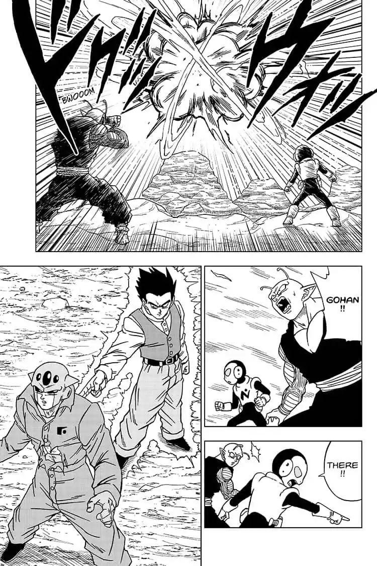 Dragon Ball Super Chapter 54  Online Free Manga Read Image 5