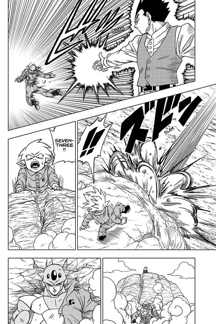 Dragon Ball Super Chapter 54  Online Free Manga Read Image 6